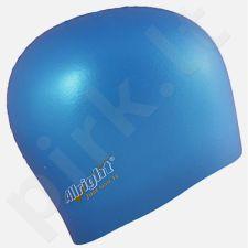 Maudymosi kepuraitė  Allright silikoninė mėlyna