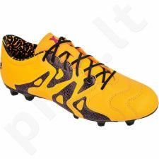 Futbolo bateliai Adidas  X 15.2 Leather FG/AG M S78597