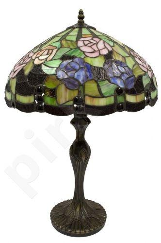 Vitražinė lempa 66003