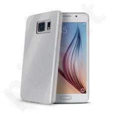 Samsung Galaxy S6 dėklas GELSKIN Celly permatomas