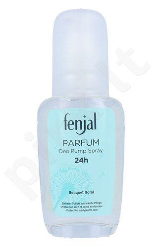 Fenjal Parfumuotas Deo Pump purškiklis 24H, kosmetika moterims, 75ml