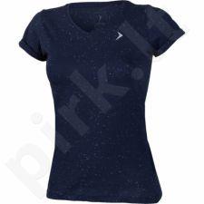 Marškinėliai Outhorn Basic Melange V-Neck W HOL17-TSD602