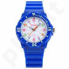 Vaikiškas laikrodis SKMEI AD1043C Kids Dark Blue Vaikiškas laikrodis