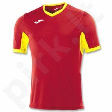 Marškinėliai futbolui Joma Champion IV Junior 100683.609