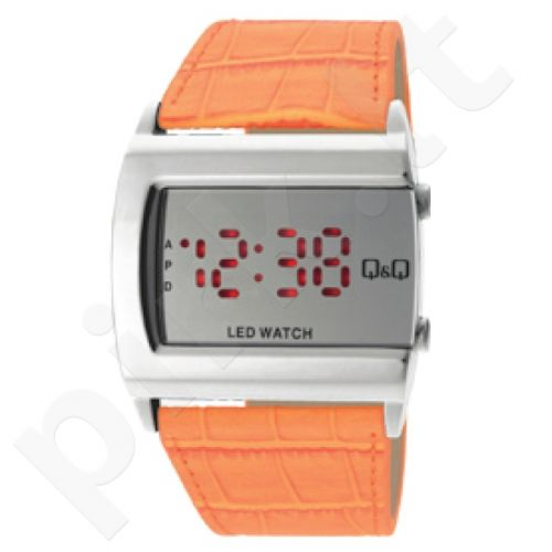Universalus laikrodis Q&Q LED laikrodis M101J381Y