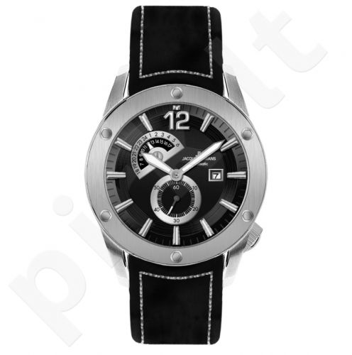 Vyriškas JACQUES LEMANS laikrodis 1-1765A