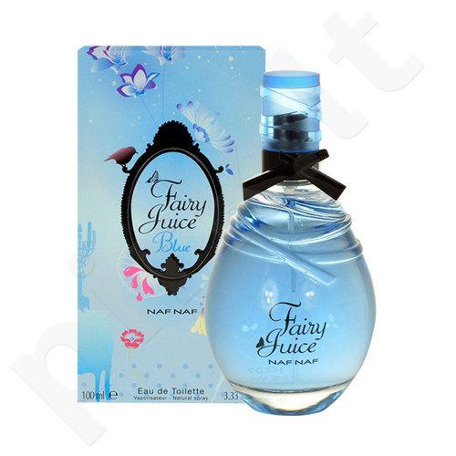 NAFNAF Fairy Juice Blue, EDT moterims, 100ml, (testeris)
