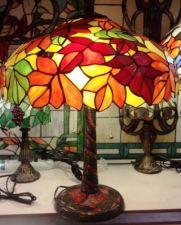 Vitražinė lempa 89967