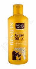 Revlon Natural Honey, Argan Oil, dušo želė moterims, 650ml