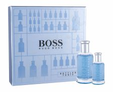 HUGO BOSS Tonic, Boss Bottled, rinkinys tualetinis vanduo vyrams, (EDT 100 ml + EDT 30 ml)
