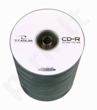 CD-R TITANUM [ spindle 100 | 700MB | 52x ]