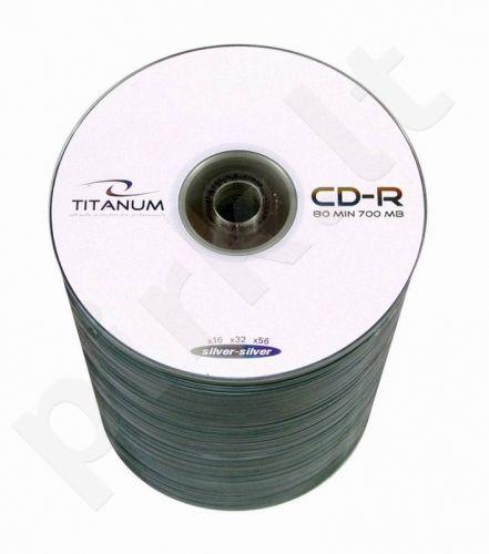 CD-R TITANUM [ spindle 100 | 700MB | 52x ]