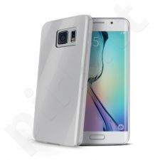 Samsung Galaxy S6 Edge dėklas GELSKIN Celly permatomas
