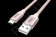 Unitek Kabelis USB - USB tipas-C 2.0, Y-C4025ARG