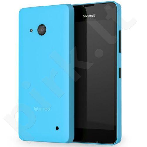 Microsoft 550 Lumia nugarėlė Mozo mėlynas