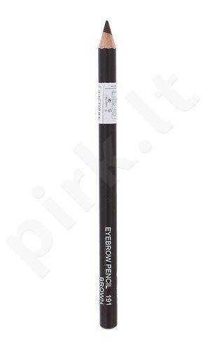 Sleek MakeUP antakių kontūrų pieštukas, kosmetika moterims, 1,66g, (191 Brown)