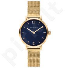 Moteriškas laikrodis Paul Hewitt PH-SA-G-XS-B-45S