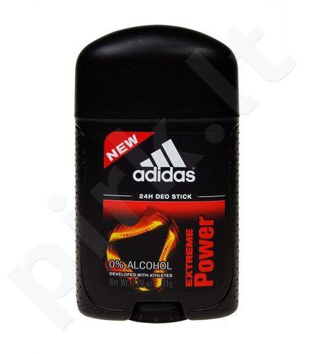Adidas Extreme Power, 53ml, pieštukinis dezodorantas vyrams