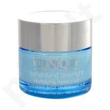 Clinique Turnaround Overnight Revitalizing Moisturizer, kosmetika moterims, 50ml