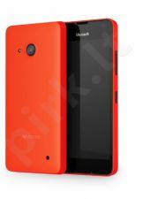 Microsoft 550 Lumia nugarėlė Mozo oranžinis