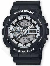 Laikrodis CASIO G-SHOCK  GA-110BW-1ADR