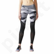 Sportinės kelnės adidas Ultimate Cut and Sew Long Tights W BR8778