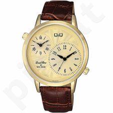 Vyriškas laikrodis Q&Q QZ22J103Y