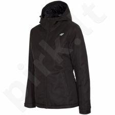 Striukė narciarska 4f W H4Z18-KUDN001- juodas