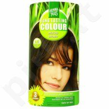 HENNAPLUS ilgalaikiai plaukų dažai Mocha Brown