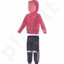 Sportinis kostiumas  Adidas Jogger Fun Polar Kids AB6987