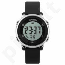 Vaikiškas, Moteriškas laikrodis SKMEI AD1100 Kids Black