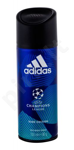 Adidas UEFA Champions League, Dare Edition, dezodorantas vyrams, 150ml