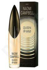 Naomi Campbell Queen of Gold, kvapusis vanduo (EDP) moterims, 30 ml