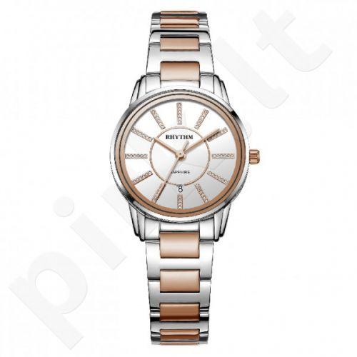 Moteriškas laikrodis Rhythm G1204S05
