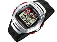 Casio Collection W-210-1DVES vyriškas laikrodis-chronometras
