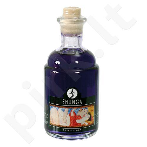 Erotinis aliejus Shunga - Vynuogių orgija 100 ml