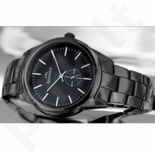 Vyriškas laikrodis BISSET Black BSFD66BIBW03BX