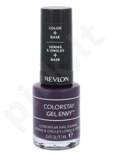 Revlon Colorstay, Gel Envy, nagų lakas moterims, 11,7ml, (450 High Roller)