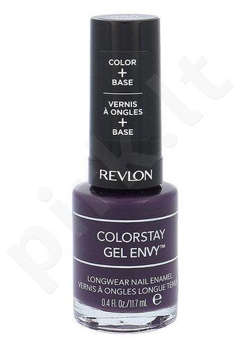 Revlon Colorstay nagų lakas, kosmetika moterims, 11,7ml, (450 High Roller)