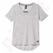 Marškinėliai Adidas 3-Stripes Boyfriend Tee W AY0184