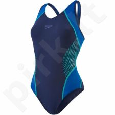 Maudymosi kostiumėlis Speedo Fit Splice Muscleback W 8-10379B370