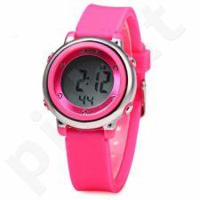 Vaikiškas, Moteriškas laikrodis SKMEI AD1100 Kids Pink