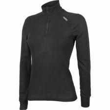 Marškinėliai termoaktyvūs ODLO Shirt Turtle Neck 1/2 zip Warm W 152001/15000