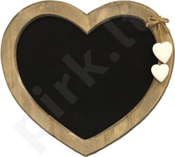 Širdies formos rėmas 69047