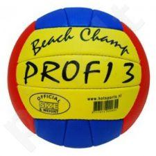 Paplūdimio tinklinio kamuolys Beach Profi 3