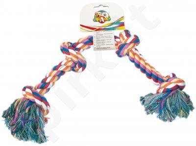 Virvelinis žaislas su mazgais 54cm