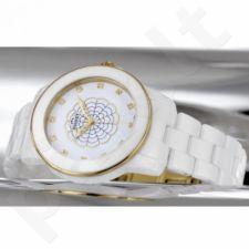 Moteriškas laikrodis BISSET Spider BSPD72GIWX03BX