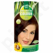 HENNAPLUS ilgalaikiai plaukų dažai Warm Brown