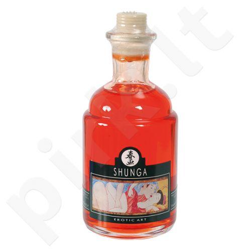 Erotinis aliejus Shunga - Apelsininė fantazija 100 ml