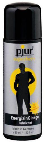 Pjur superhero EnergizinGinkgo lubricant 30ml